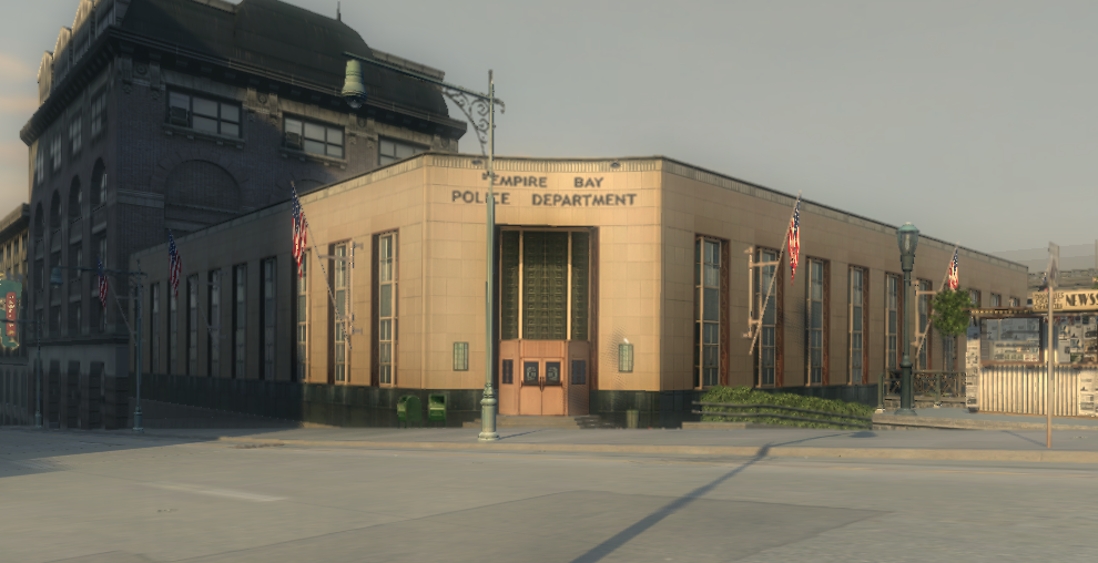 Rome Police Department >> Empire Bay - United States of America